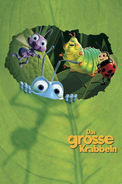 Watch->> A Bug's Life 1998 Full - Movie Online