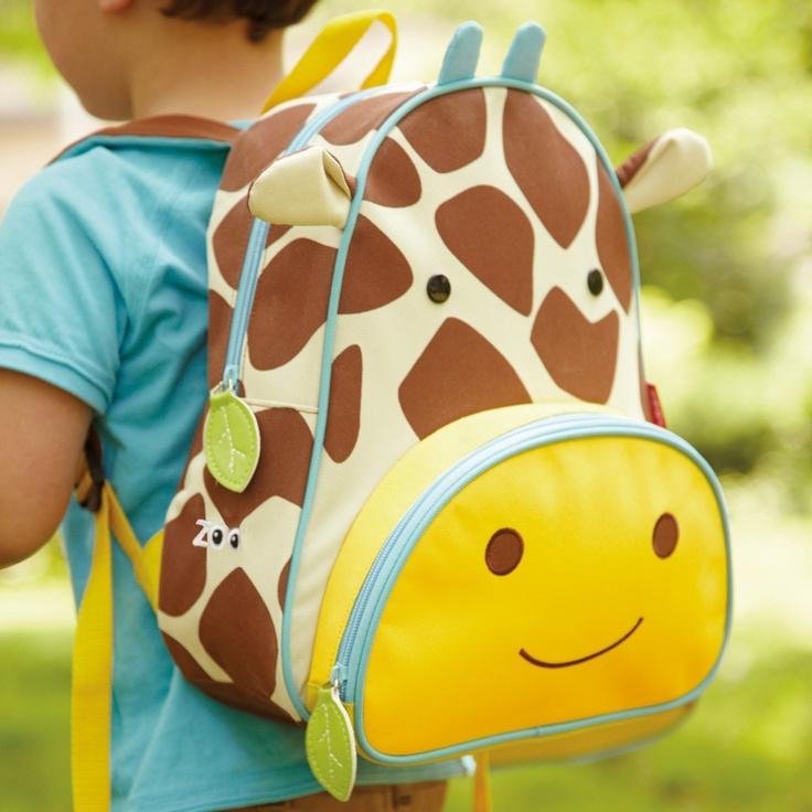 Skip Hop Zoo Pack Toddler Backpack Giraffe #laylagrayce #skiphop #children