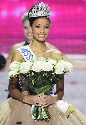 Flora Coquerel est elue Miss France 2014 !