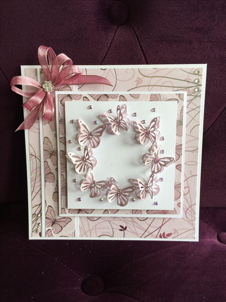 Chloe's Creative Cards on Hochanda #ChloeEndean #Papercraft #Cardmaking #Crafts #Hobbies #Arts #Crafting #DieCutting - Hochanda.com