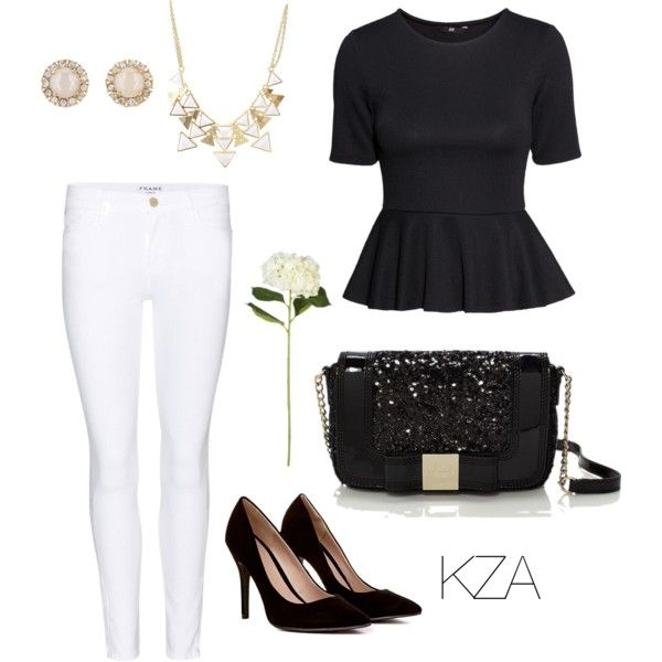 Classy Casual Style. Check out my polyvore for more ideas!