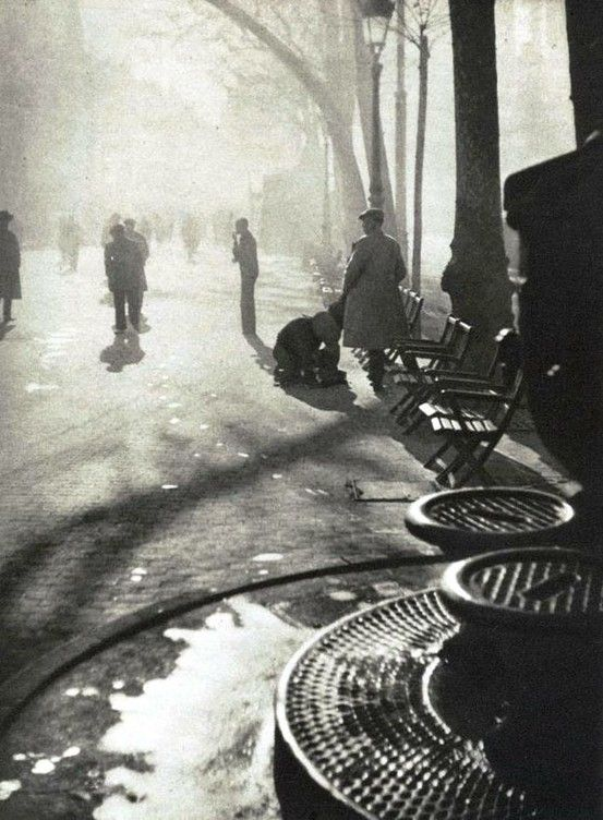 """Barcelona 30s """"Canaletas,La Rambla"""" http://degarcia-pacodiscomix.blogspot.com.es/"""