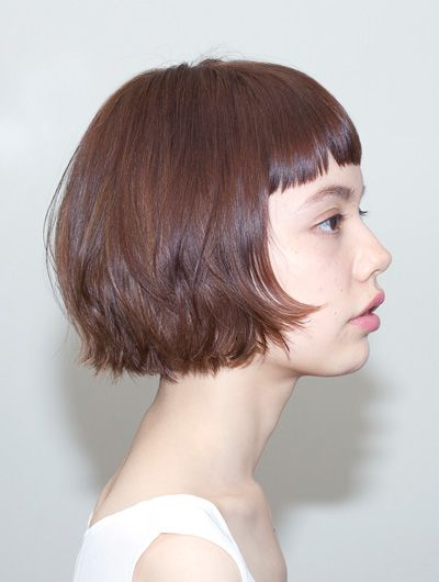 DaB | hair salon at omotesando daikanyama - STYLE 25 STYLE:BOB
