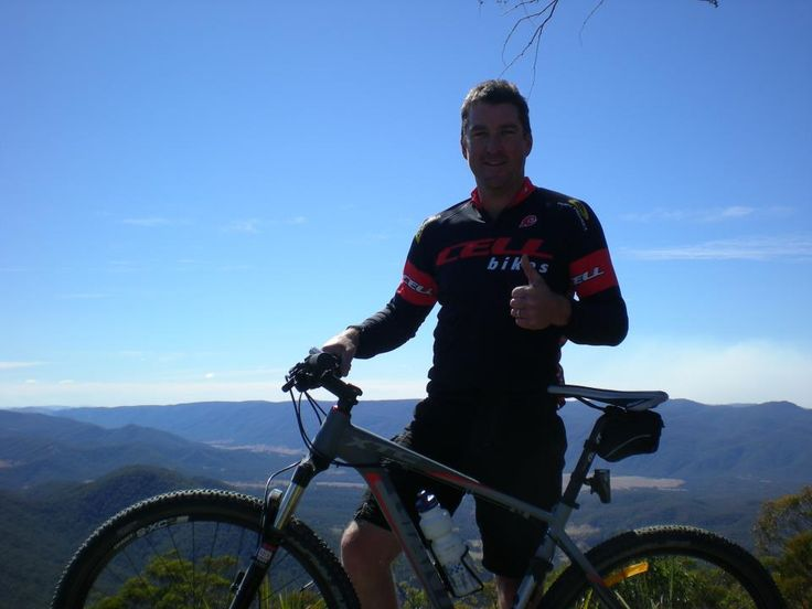 Terry Butler, CELL Bikes customer on an epic ride!