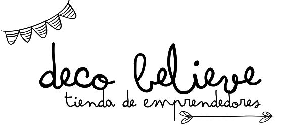 ¡Te invito a conocer mi tienda online! decobelieve.mitiendanube.com