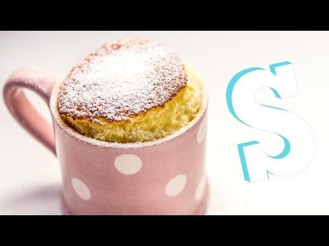 Passionfruit Soufflé in a Mug Recipe - SORTED - YouTube