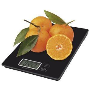 a bascula balanza cocina de 5 kg cristal templado multifuncional digital ev014b