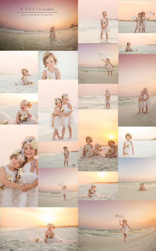 Alabama beach darlings | a 30-a beach session {south walton photographer} | kansas studios | kansas pitts photography