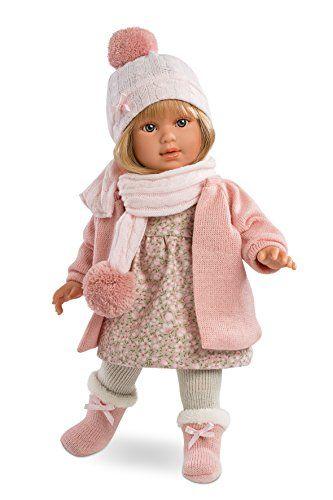 LLORENS Doll Martina Cm. 40 - Dolls and Doll Accessories ... https://www.amazon.co.uk/dp/B06XKCLNHS/ref=cm_sw_r_pi_dp_U_x_E6BiAb5GD5TCY