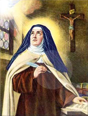 Santa Teresa di Gesù e San Giovanni della Croce  http://www.unionecarmelitanateresiana.it/joomla/index.php?option=com_content