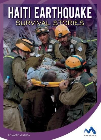 Hear stories from survivors of the magnitude 7.0 earthquake that struck Haiti in 2010. Additional features to aid comprehension include a table of contents, a fast-fact section, fact-filled captions,