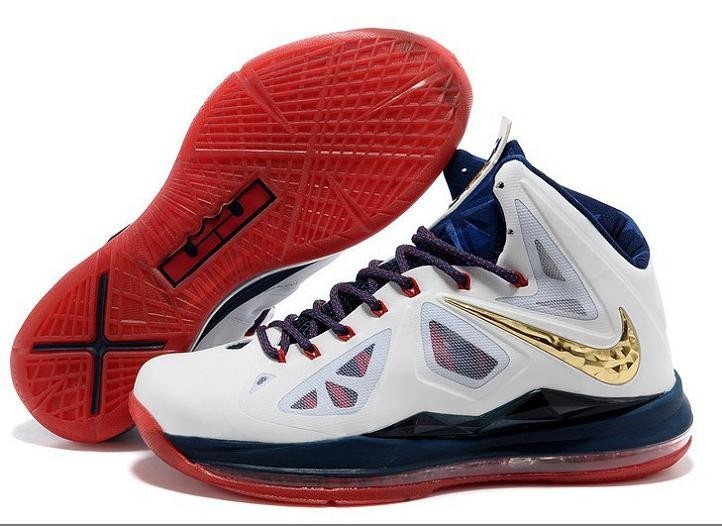 lebron cleats for sale. 2013 outlet nike zoom lebron 10 x mens shoes online white gold red cleats for sale