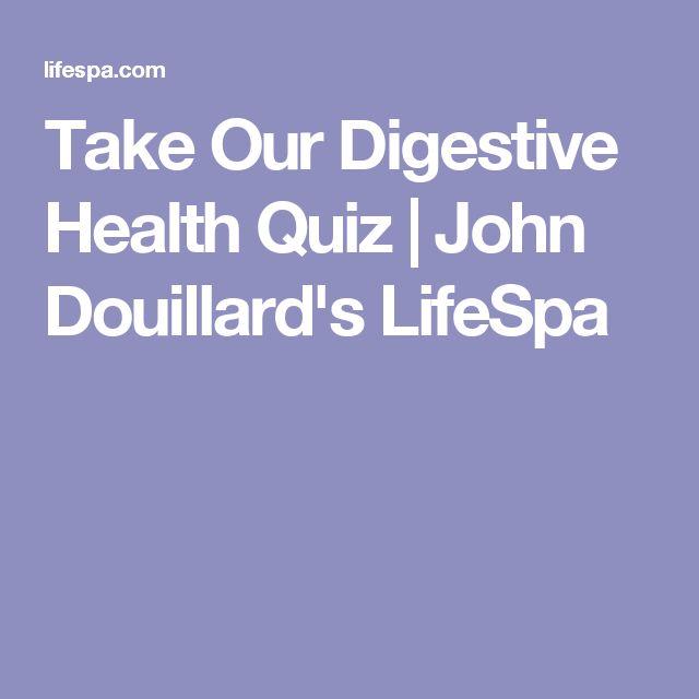 Take Our Digestive Health Quiz | John Douillard's LifeSpa