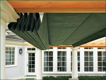 Pergola Canopy View #1 - traditional - gazebos - other metro - by ...