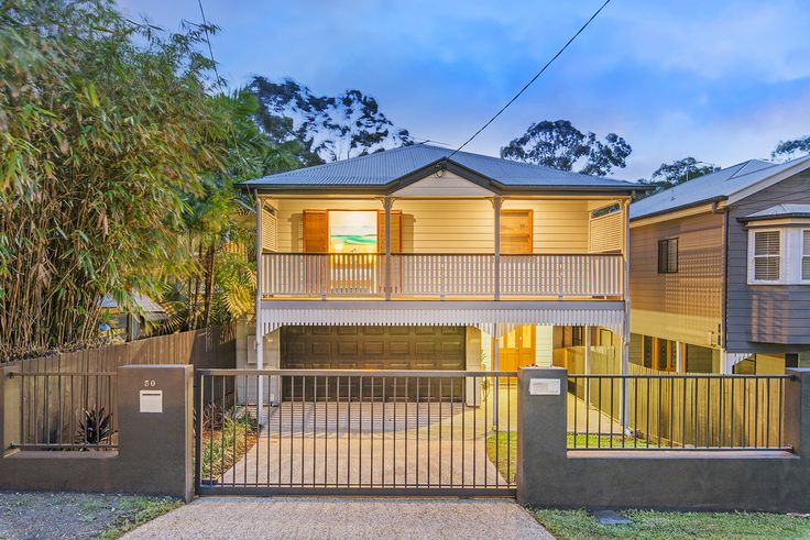BULIMBA 50 Baldwin Street...Boasting an impressive five bedrooms in one of the most sought-after suburbs, this tri-level home will appeal to buyers looking for lots of space in an ultra-convenient location.