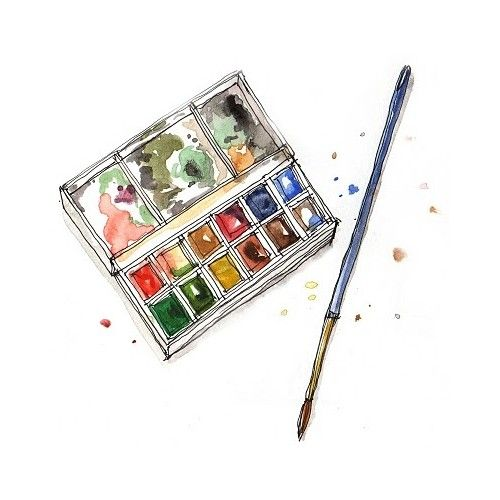paintbrush drawing tumblr. paintbrush drawing tumblr u