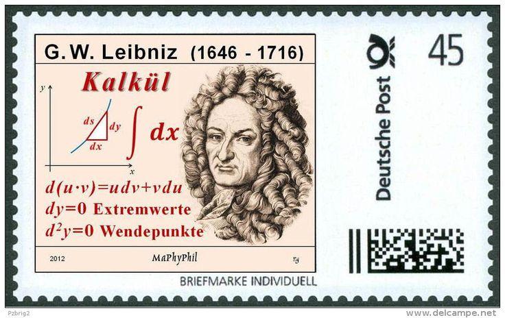 Leibniz et le calcul infinitésimal.