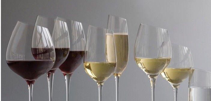 Eva Solo Vinglass – Glass til Champagne, Hvitvin og Rødvin