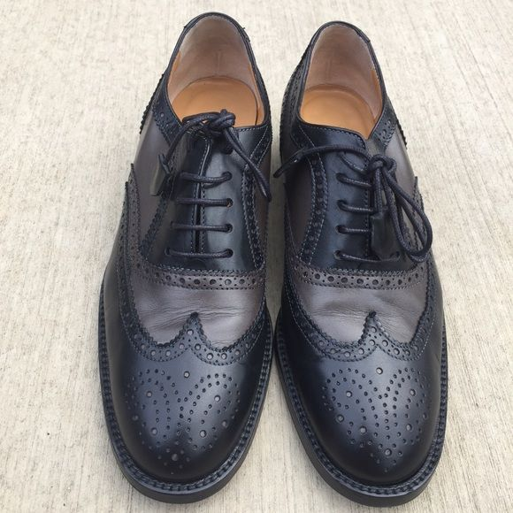Ron White Carolyn Oxfords Menswear inspired oxfords made in real leather. Made in Italy. Only worn once and like brand new. Comes with original box and dust bag. Ron White Shoes Flats & Loafers