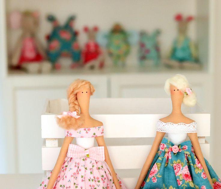 Engel Puppe beste Freundin Langdistanz Französisch Land Regal Geschenke für Frauen Freunde Stoff Flow …   – Valentines Day Wedding