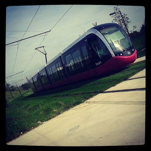 #Tram #Dijon #ToisondOr