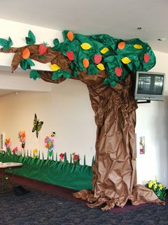 25 best ideas about reading tree on pinterest classroom for Apple tree classroom decoration