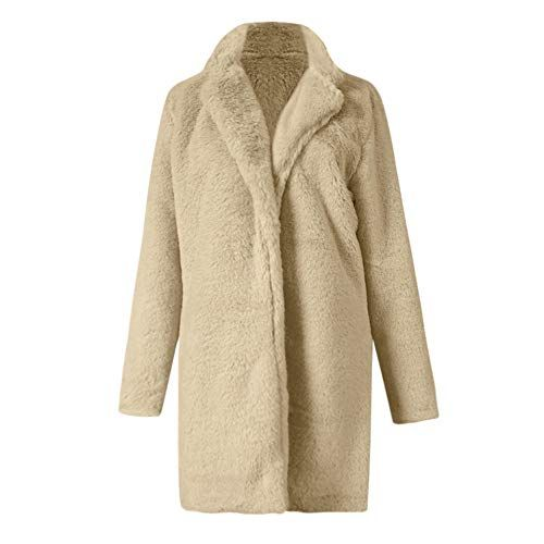 New Smallrabbit Women's Winter Coats Faux Fur Coat Jacket Overcoat Outwear Warm Wedding Cape Evening Party online