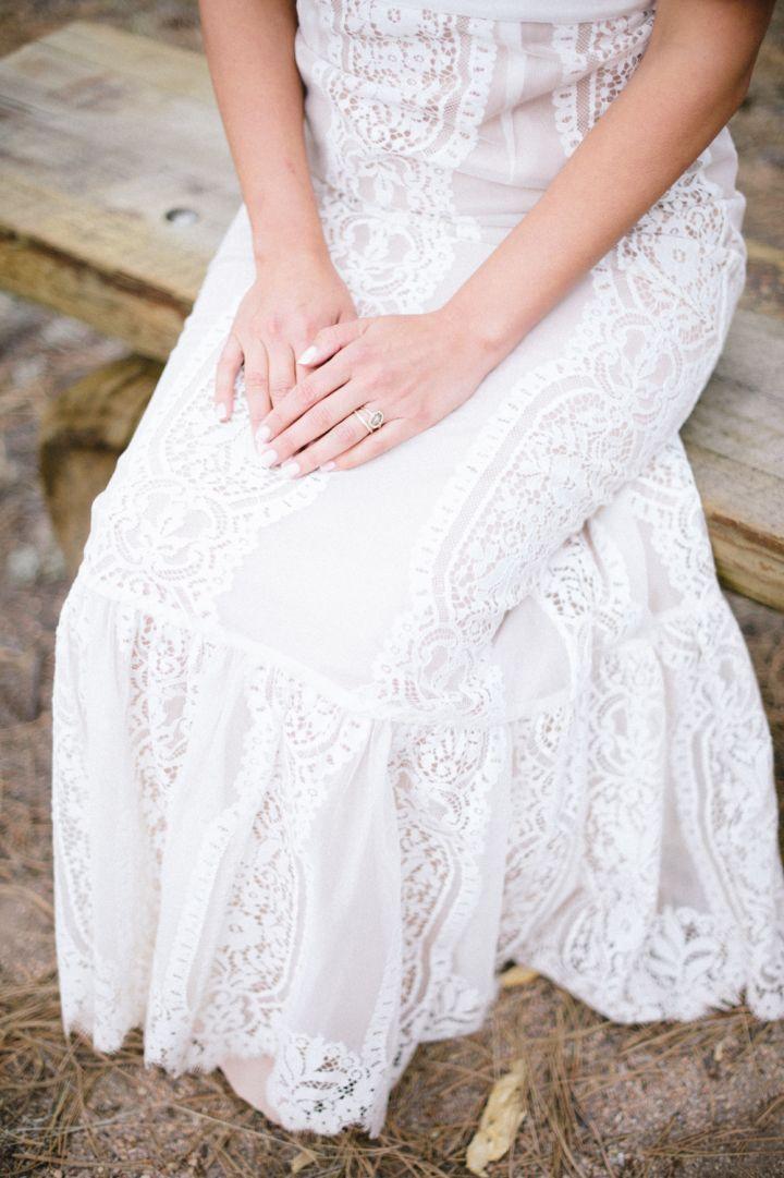Vintage Oval Diamond Engagement ring + wedding rings | fabmood.com #weddingring #engagementring #vintagering #ido #engaged