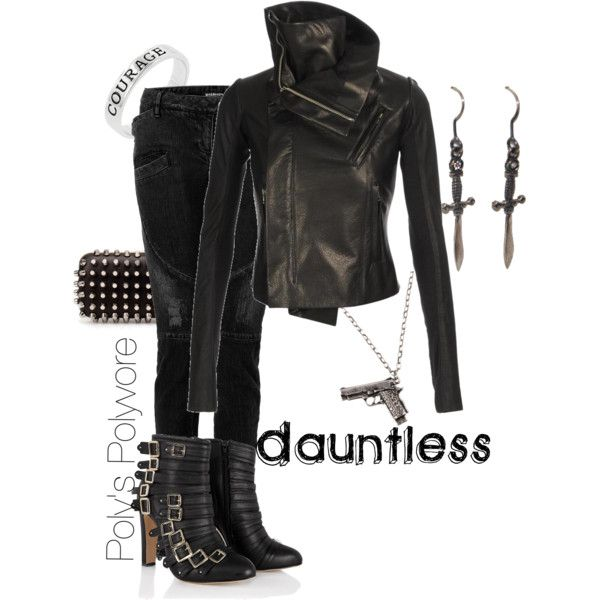 """Dauntless"" by polyspolyvore on Polyvore"