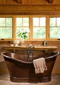 60 Aurora Antique - traditional - bathtubs - san luis obispo - Native Trails   LOVE IT!!!