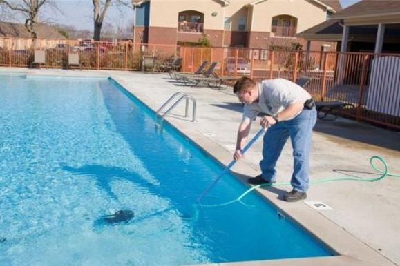 Pool Service In Omaha Ne Service Omaha Is An Award Winning Swimming Pool Company That Provides Omah Pool Maintenance Swimming Pool Service Cool Swimming Pools