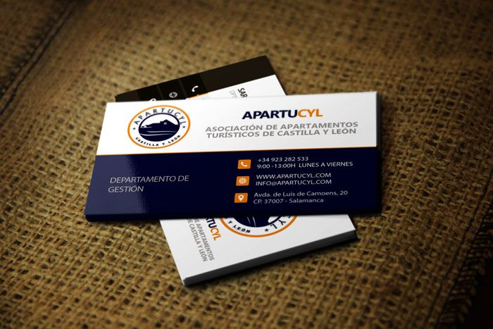 Hernandezyblasco. Diseño de imagen de empresa: Tarjetas de visita, logotipos etc.