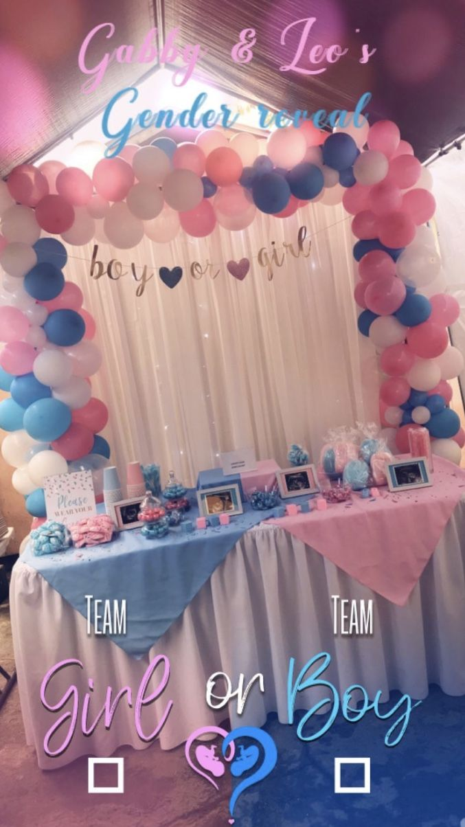 Pin By Jazlyn Perez On Gender Reveal With Images Gender