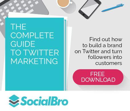 SocialBro – The #1 marketing platform for Twitter | SocialBro