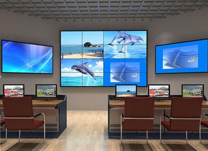 SAMSUNG 46 дюймовый ЖК-видеостены Видео Видеонаблюдения Монитор Дисплей