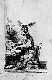 Goya _ Jusqu'à son grand-père