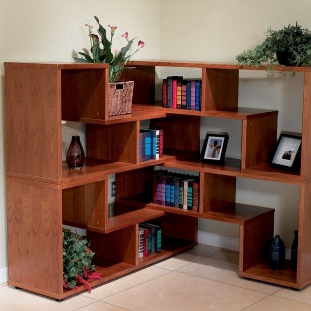 Modern Bookshelf Plans 118 best escritorios y libreros images on pinterest | woodwork