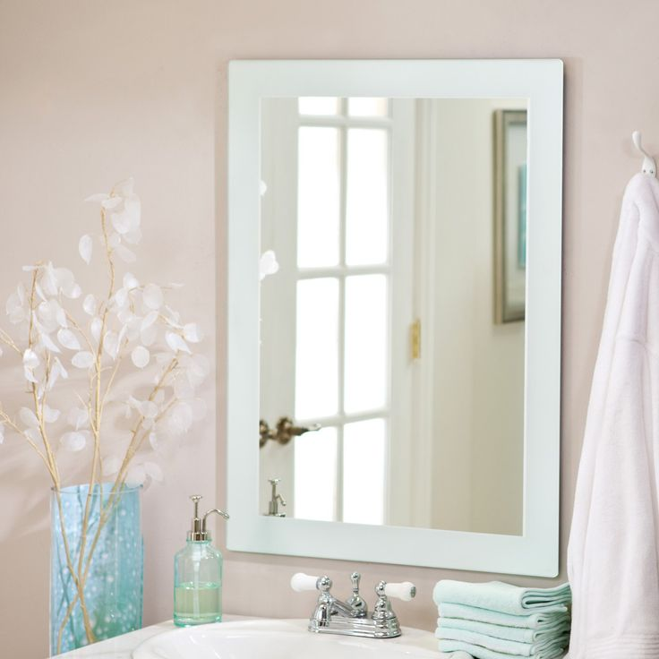 The 25 best large wall mirrors ideas on pinterest for Mirror 45 x 60