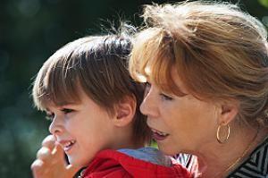 Grandparents raising grandchildren are vulnerable to a host of stresses. - Photo © Jean-Pierre Pieuchot / Getty