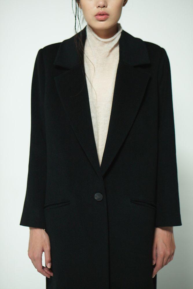 Leon Wool Coat