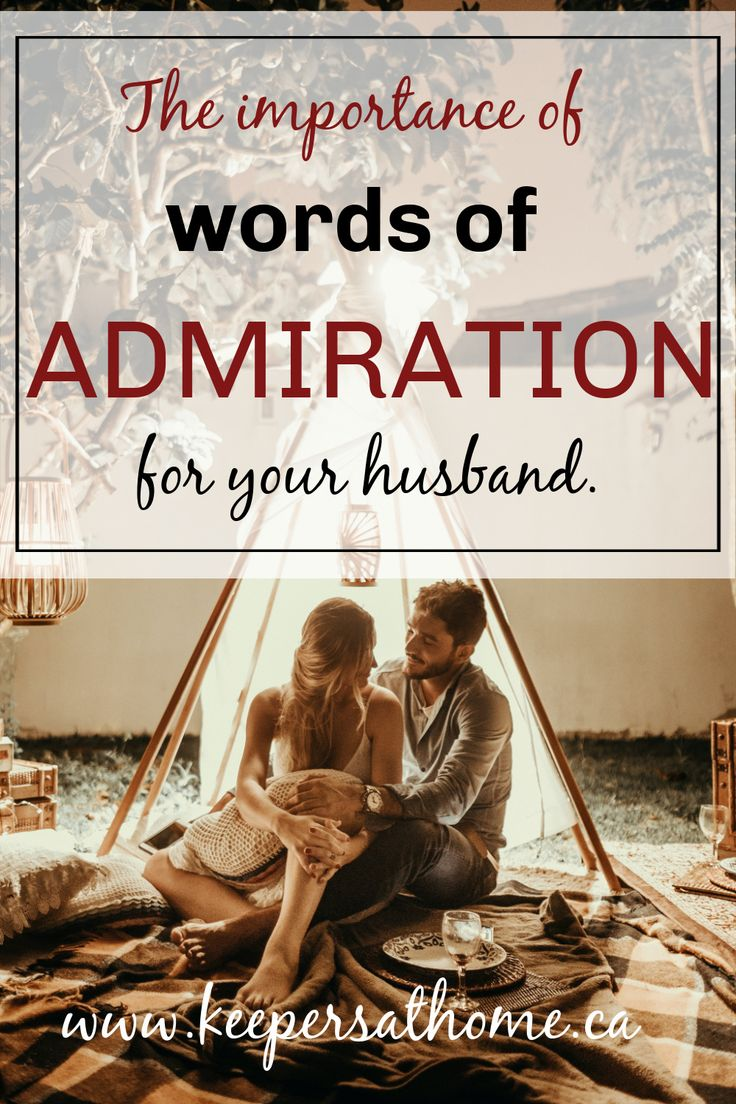 Be a better wife part 2 admiration keepers at home in