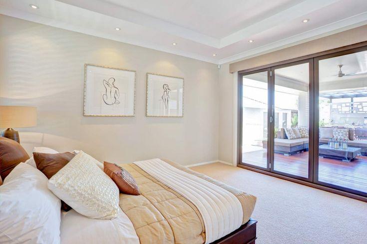 Master bedroom - Oasis, McDonald Jones Homes