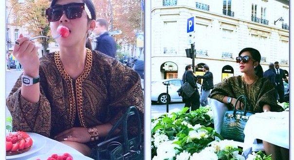 Liburan di Paris, Syahrini Unggah Foto Cantik di Instagram | SisiDunia.Com  http://www.sisidunia.com/2014/09/29/liburan-di-paris-syahrini-unggah-foto-cantik-di-instagram/20522