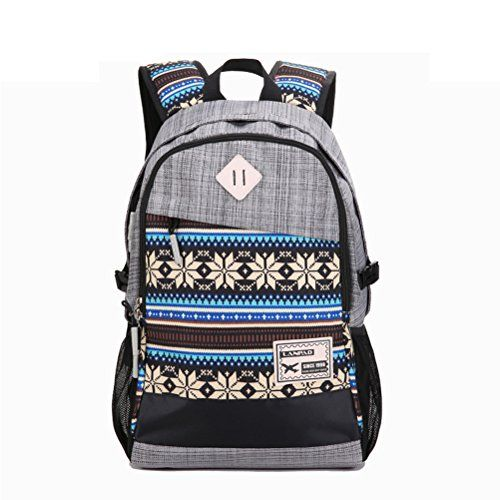 Cute and Colorful Aztec Backpacks for School
