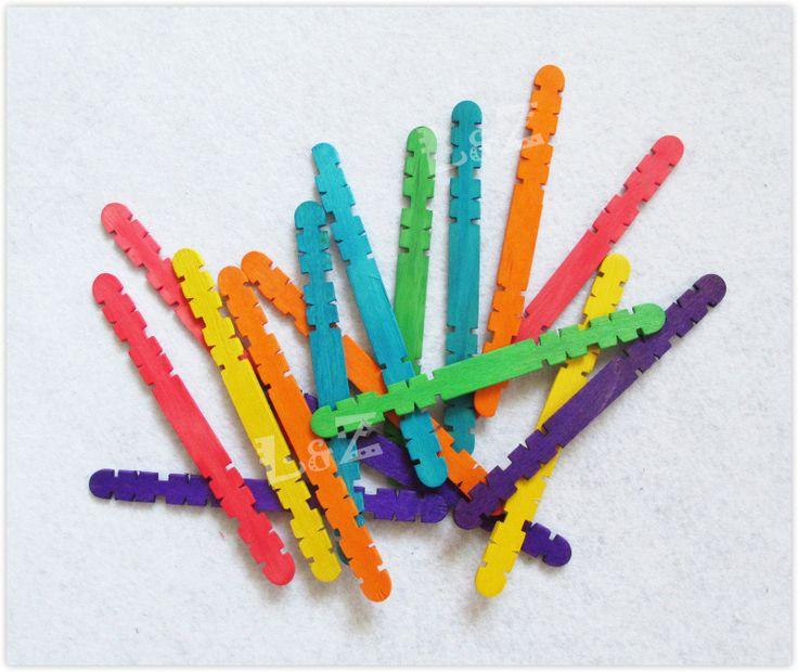 26 best ideas about diy ice cream sticks craft on for Ice stick craft ideas