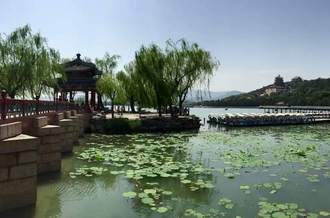 Private Tour Including Forbidden City, Summer Palace and Temple of Heaven with Peking Opera Show and Peking Duck Dinner This full-day tour will show you the most impressive sights that make Beijing what it is. Start your day off with history at the Forbidden City, the Temple of Heaven and the Summer Palace, and end it off with a Peking Opera Show in Liyuan Theater. You'll also have the chance to taste Beijing's most famous food: Beijing Roast Duck for dinner.You&rs...