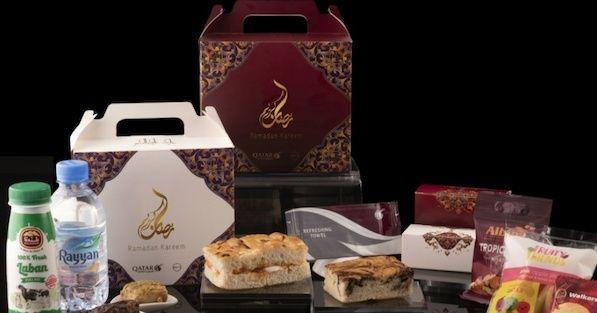 Iftar Meals Available Onboard Qatar Airways This Ramadan Faceidol