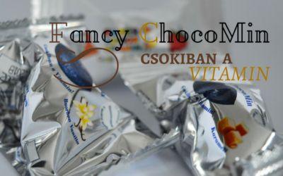 Csokiban a Vitamin – Fancy ChocoMin