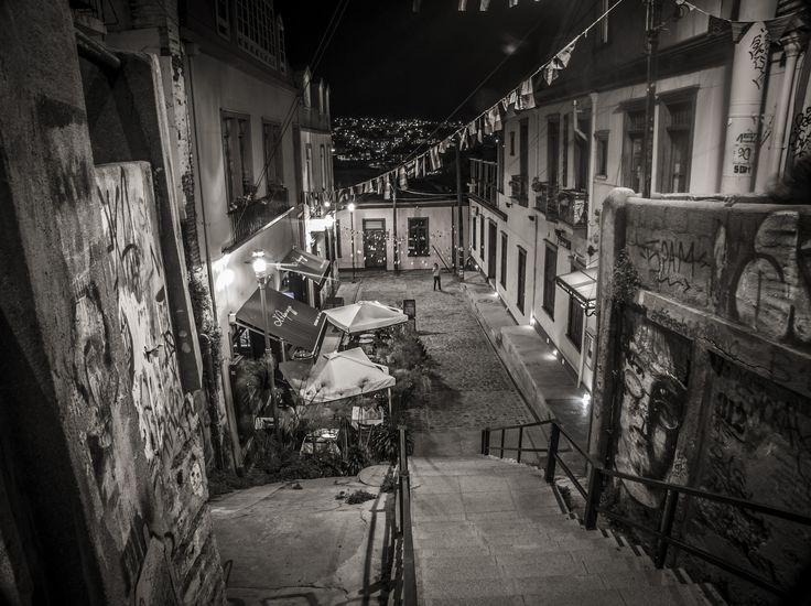 https://flic.kr/p/AumMSd | Cerro concepcion | Valparaíso