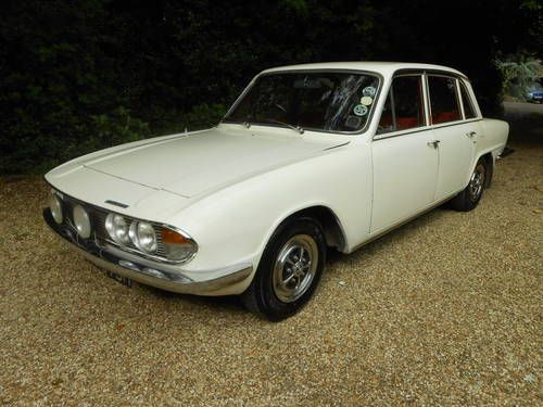 Triumph 2000 Mk2 (1969) Maintenance/restoration of old/vintage vehicles: the material for new cogs/casters/gears/pads could be cast polyamide which I (Cast polyamide) can produce. My contact: tatjana.alic@windowslive.com